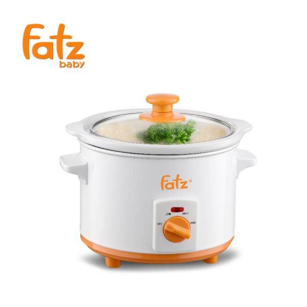 Nồi nấu chậm FATZ BABY 1,5 lít SLOW 1 FB9015MH