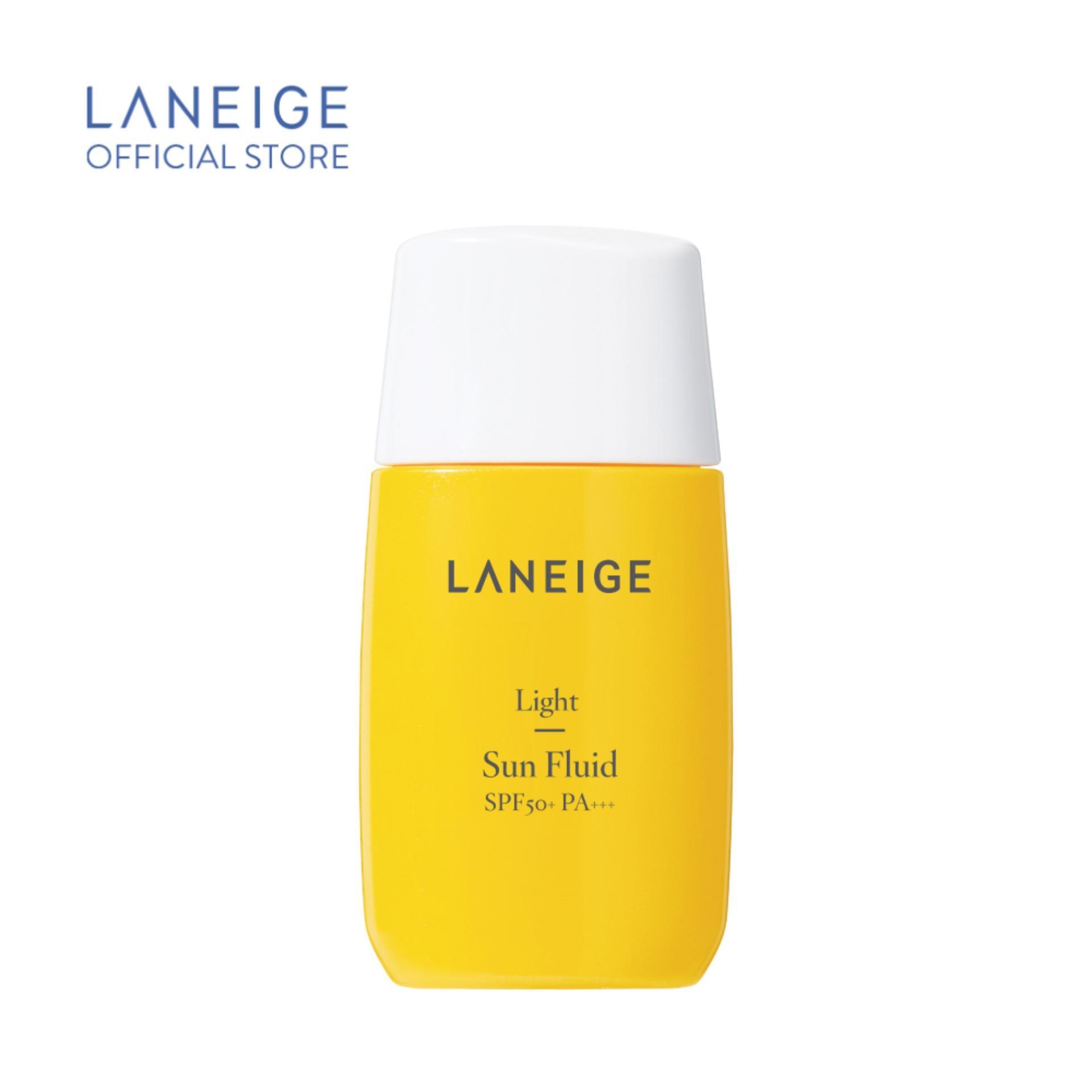 Kem chống nắng cho da dầu và da hỗn hợp Laneige Light Sun Fluid SPF50+ PA+++ 50ml
