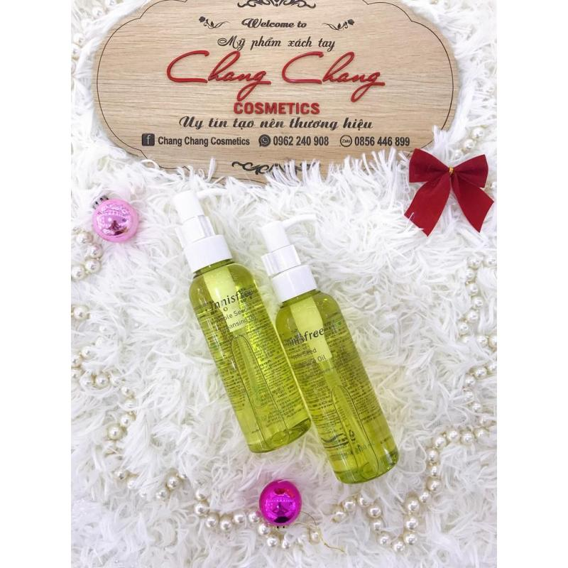 Dầu tẩy trang Apple Seed Cleansing Oil 150ml cao cấp