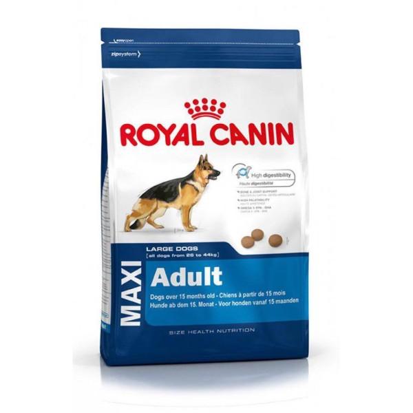 Thức ăn cho chó trên 1 năm tuổi giống chó lớn (maxi adult 1kg), cam kết hàng đúng mô tả, chất lượng đảm bảo an toàn đến sức khỏe người sử dụng, đa dạng mẫu mã, màu sắc, kích cỡ