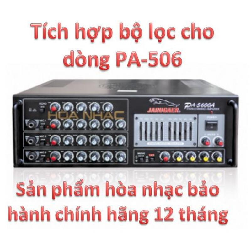 Âm ly Pa-5600 có lọc âm chuyên nghiệp