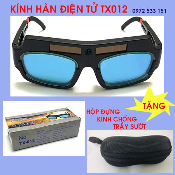 Kính hàn điện tử cao cấp TX012 - Shop Cố Đô Huế - Tặng hộp kính thời trang