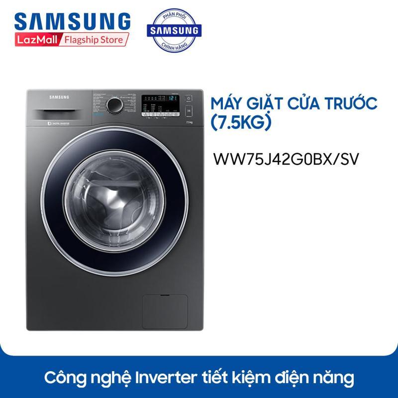 Bảng giá Máy giặt cửa trước Samsung WW75J42G0BX/SV 7.5kg - Hãng phân phối chính thức Điện máy Pico