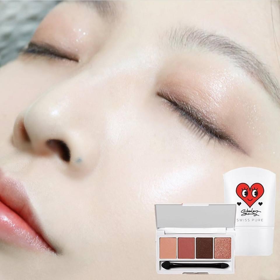 Kem Lót Bắt Sáng Spot Light Strobing Cream Swisspure tốt nhất