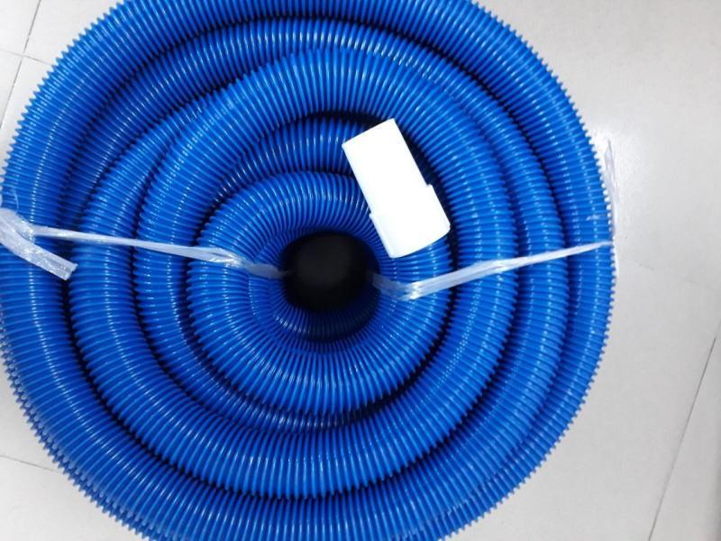 Ống mềm 15m hút vệ sinh đáy hồ bơi nhựa Polyethylene có độ bền cao là thiết bị vệ sinh hồ không thể thiếu trong quá trình làm hút cặn đáy, làm sạch bể bơi