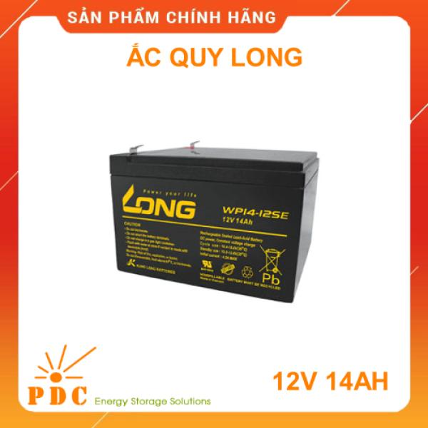 Bảng giá Ắc Quy LONG 12V-14Ah, WP14-12SE Phong Vũ