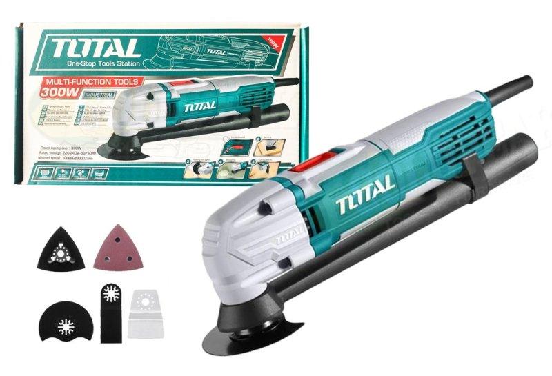 Máy cắt rung đa năng TS3006 Total