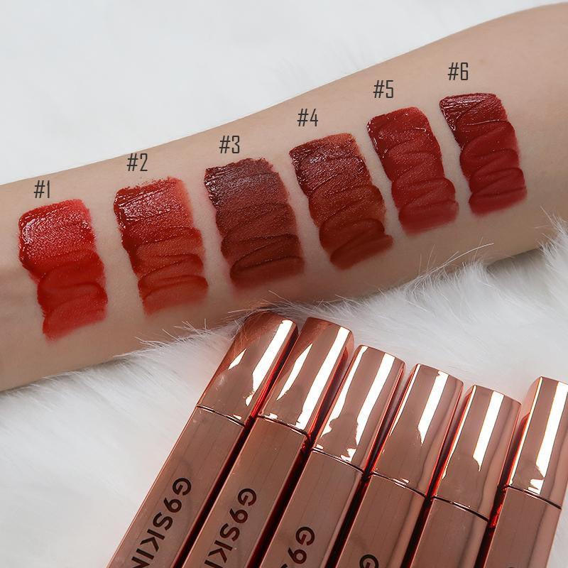 Son Kem Lì Mịn Môi G9 Skin First V-Fit Velvet Tint | Lazada.vn