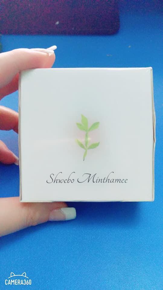 Phấn phủ hạt rời Thanakha Shwebo Minthamee của Myanmar mềm, mịn tốt nhất