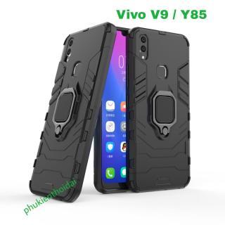 Ốp lưng Vivo V9 Y85 chống sốc Iron Man Iring cao cấp siêu bền thumbnail