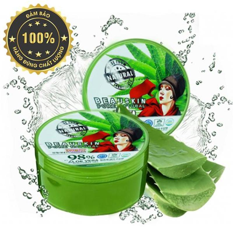 Gel lô hội 98% Aloevera Soothing Beau Skin 300ml