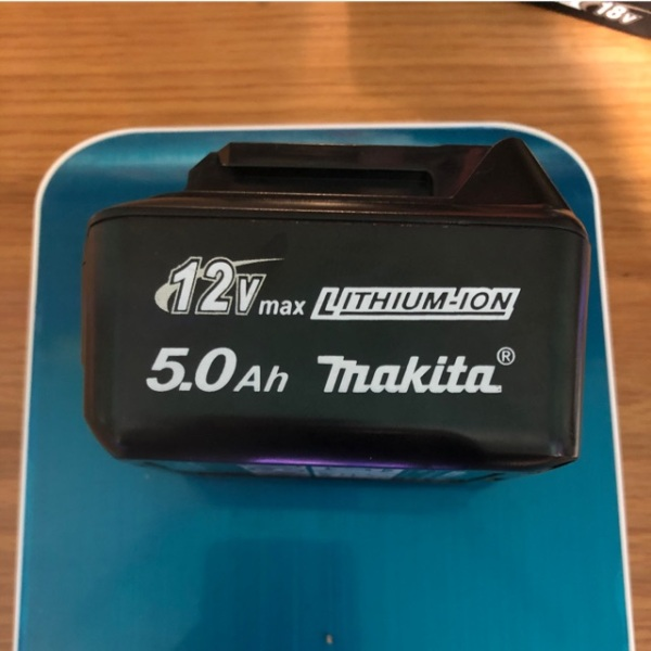 Pin đóng makita 12v max nhận xạc zin makita