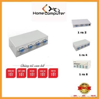 Bộ chia VGA 1 ra 2, 1ra 4, 1 ra 8 hàng chuẩn chất lượng.Bảo hành 6 tháng - Home Computer thumbnail