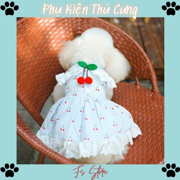 Quần Áo Thú Cưng, Váy Dành Cho Chó Mèo, A15