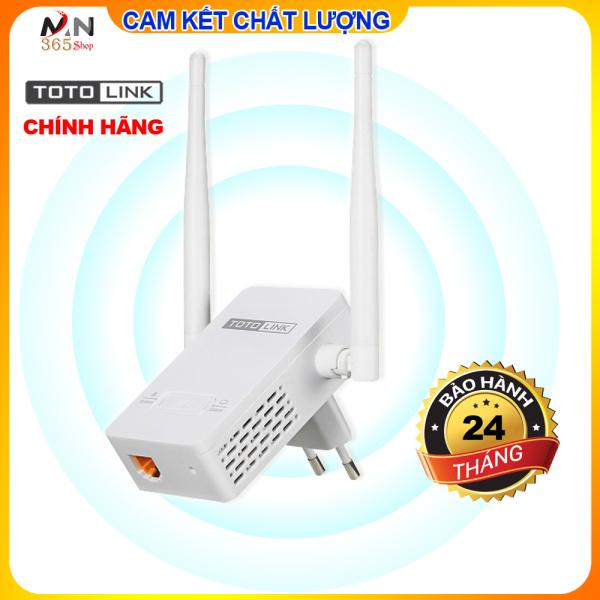 Bảng giá BỘ KÍCH SÓNG WIFI TOTOLINK EX200 CHUẨN N 300Mbps Phong Vũ