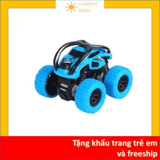 Đồ chơi trẻ em-Xe nhào lộn địa hình cho bé-xe đồ chơi-đồ chơi bé trai-xe đồ chơi trẻ em thumbnail