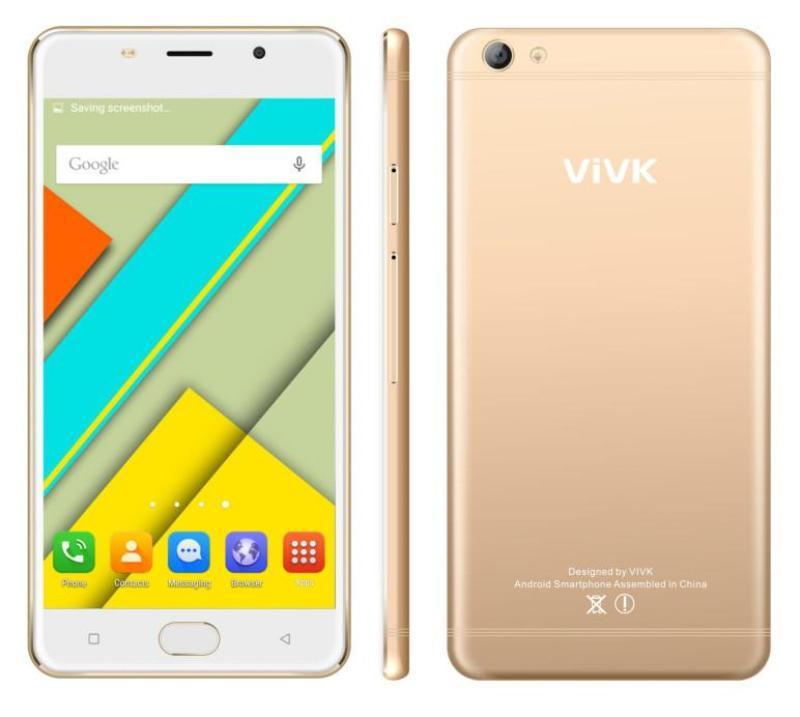 Điện Thoại VIVK R9S Nguyên Khối RAM 1GB ROM 8GB - Tặng Ốp Lưng