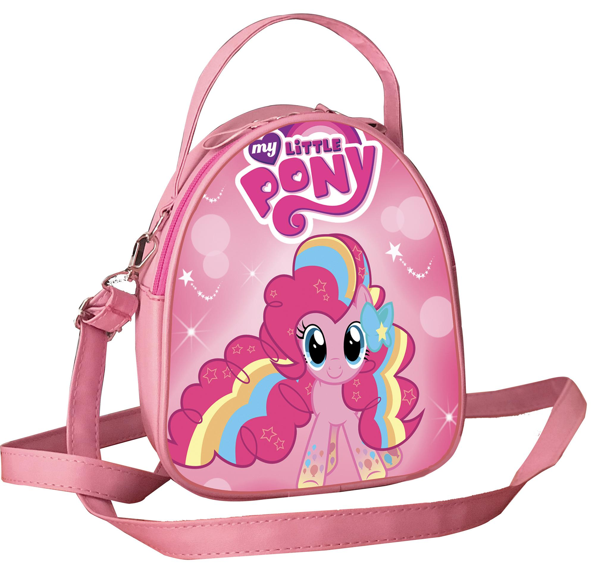 Balo thời trang 3in1 MH 531 pony hồng