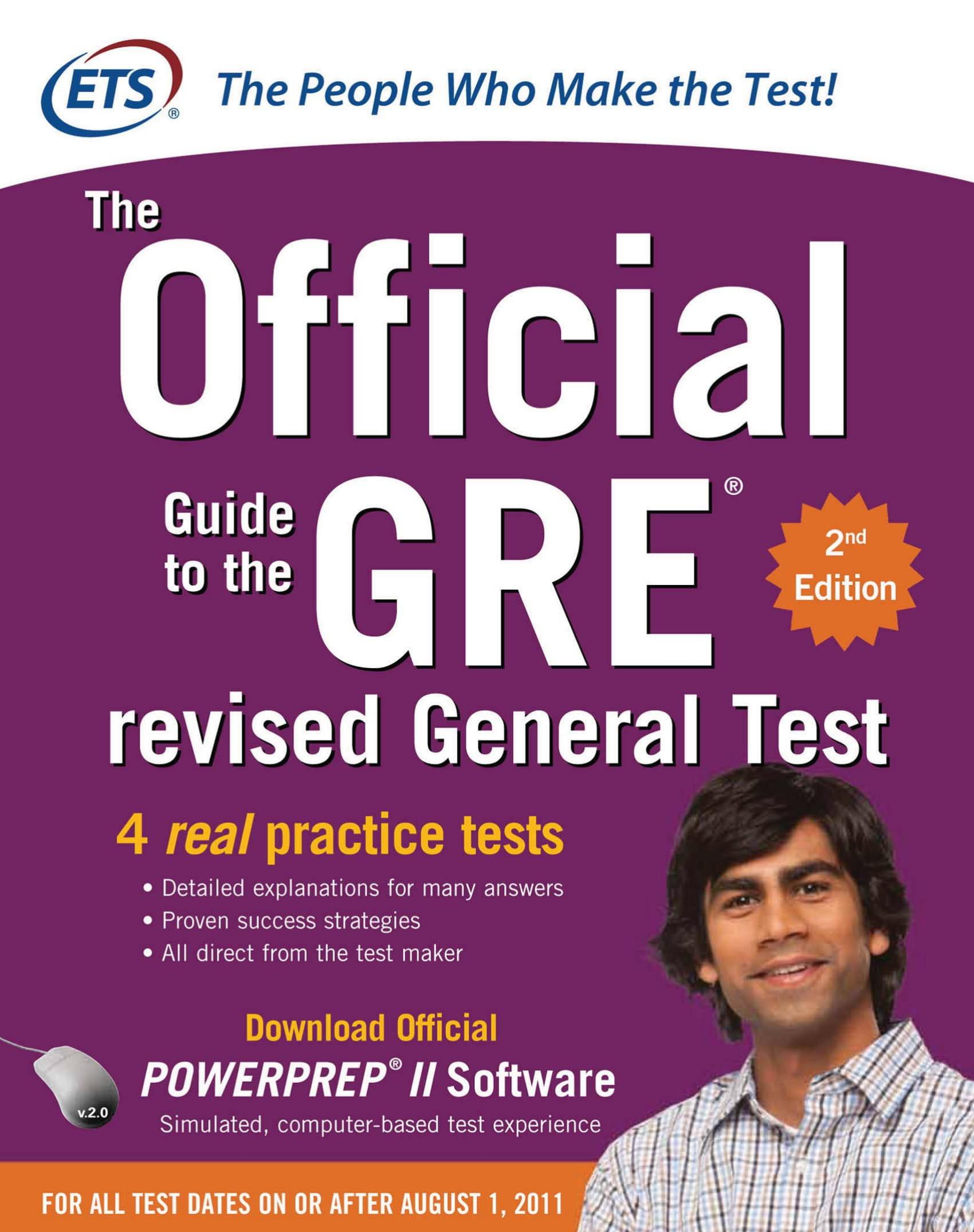 Mua The Official Guide to the GRE Revised General Test, 2nd Edition