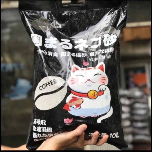 Cát vệ sinh mèo Yuki 8L