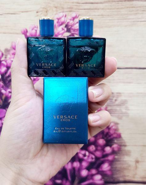 Nước hoa Versace Eros 5ml