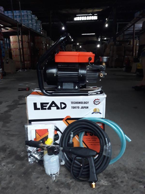 Máy Rửa Xe LEAD 2400W LE-989