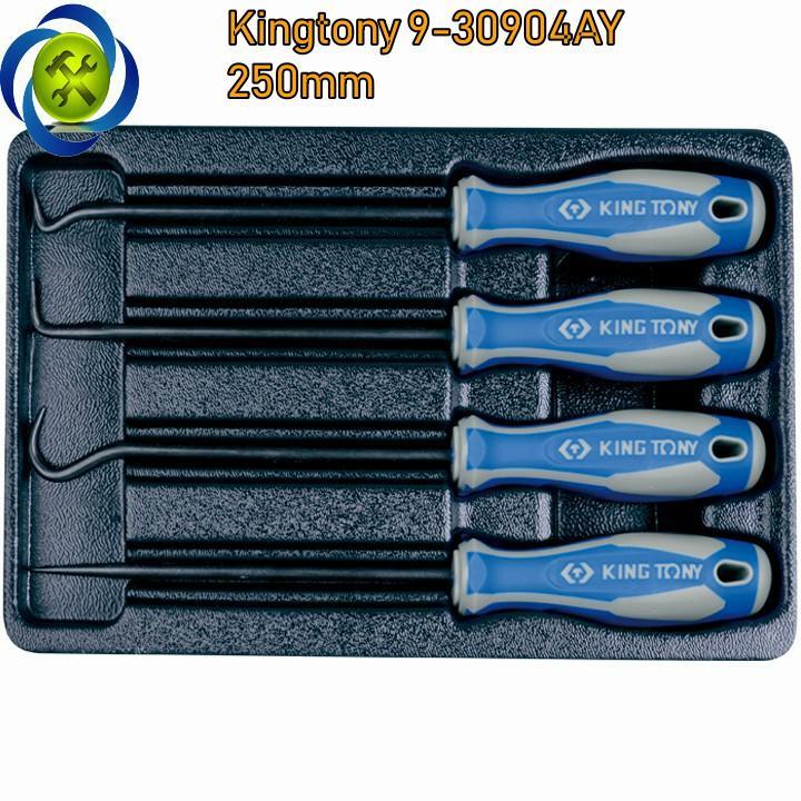 Bộ móc phốt 4 cây Kingtony 9-30904AY 250mm
