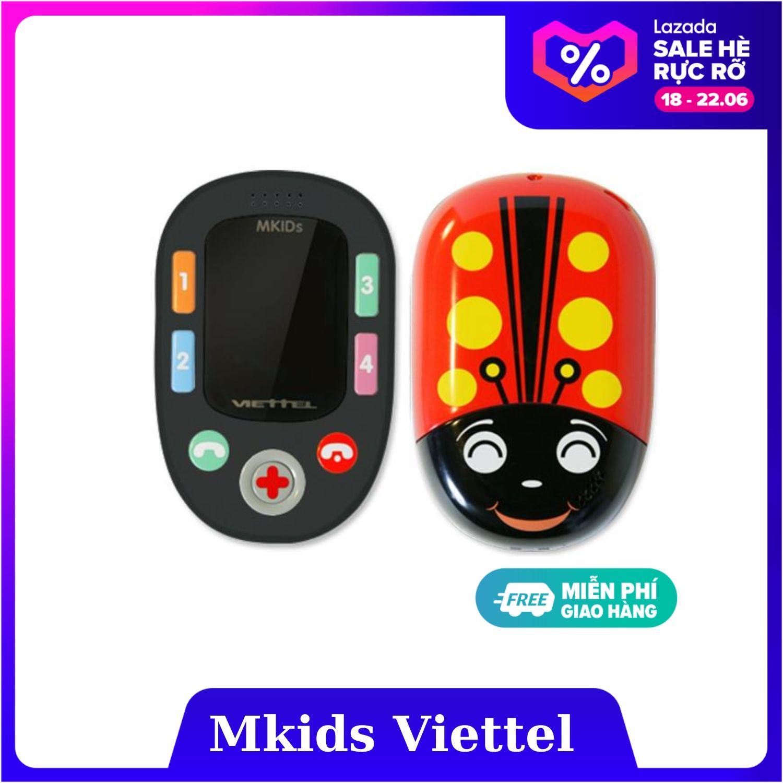 Điện thoại định vị trẻ em Mkids Viettel (bản mở mạng)
