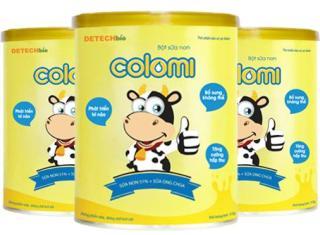 Sữa non Colomi 51% sữa non được nhập khẩu từ Mỹ cho bé hộp 350gr thumbnail