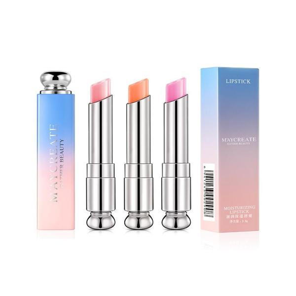 Son dưỡng môi Maycreate cho đôi môi hồng hào, căng mọng giá rẻ