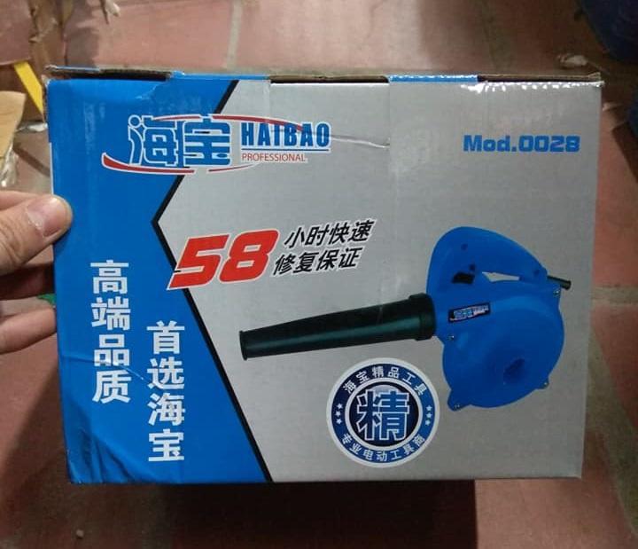 máy thổi bụi Haibao Mod.0028