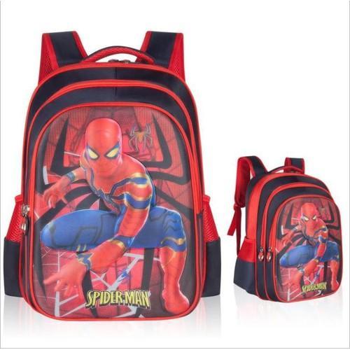 Giá bán Balo siêu nhân - Balo người nhện - Balo trẻ em