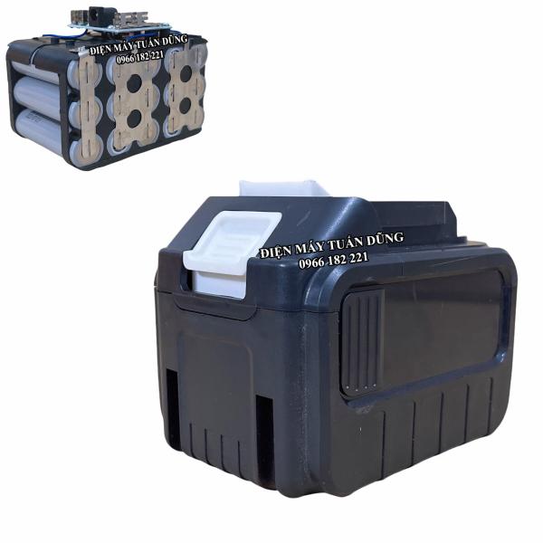 Pin 15 cell xám chân pin Makita 4 cm phổ thông dùng cho máy siết bulong máy khoan máy bắt vít