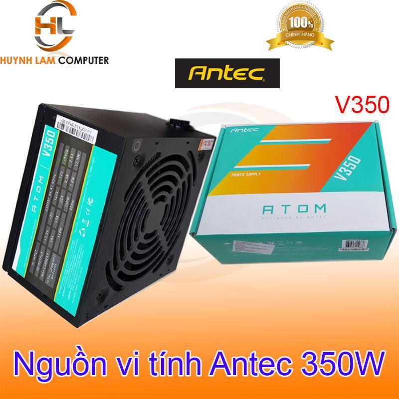 Nguồn vi tính Antec Atom V350 công suất 300W hàng hãng Viễn Sơn phân phối