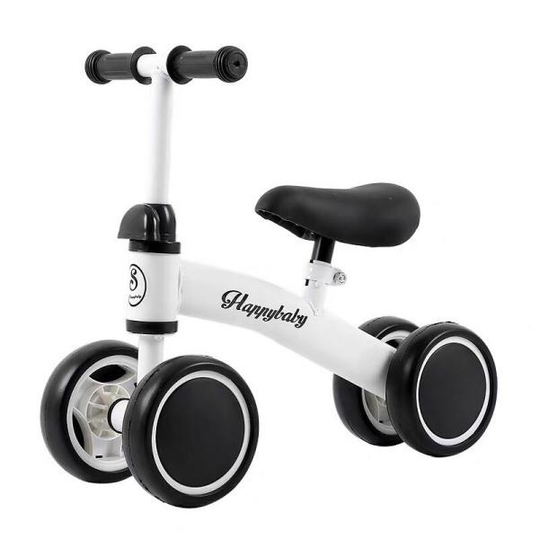 Giá bán xe chòi chân cho bé - 4 bánh [TRỢ GIÁ] An toàn, gọn nhẹ- Mẫu mới, tặng kèm Cờ lê tháo lắp