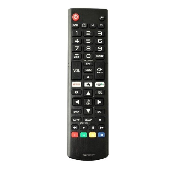 Bảng giá Remote Điều Khiển Dành Cho Smart TV LG, Internet TV LG AKB75095307 - Hàng chính hãng