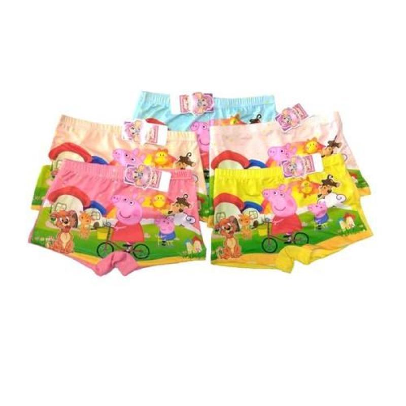 Nơi bán Combo 10 quần chíp đùi in hình heo con xinh xắn