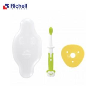 Bàn chải bước 2 Richell (8M+) thumbnail