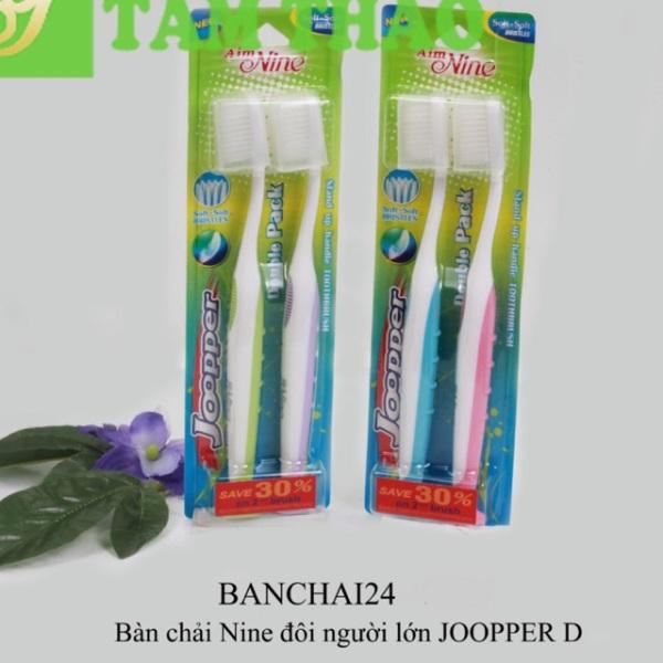 Bàn Chải Đánh Răng Nine Joopper Thái Lan giá rẻ