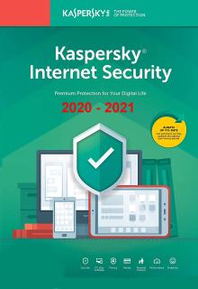 Kaspersky Internet Security 3PC 2021 thumbnail