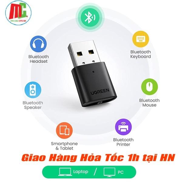 Bảng giá USB Bluetooth 5.0 Ugreen 80889 Hỗ trợ Nintendo Swtich/ PS4 - Hàng Chính hãng Phong Vũ