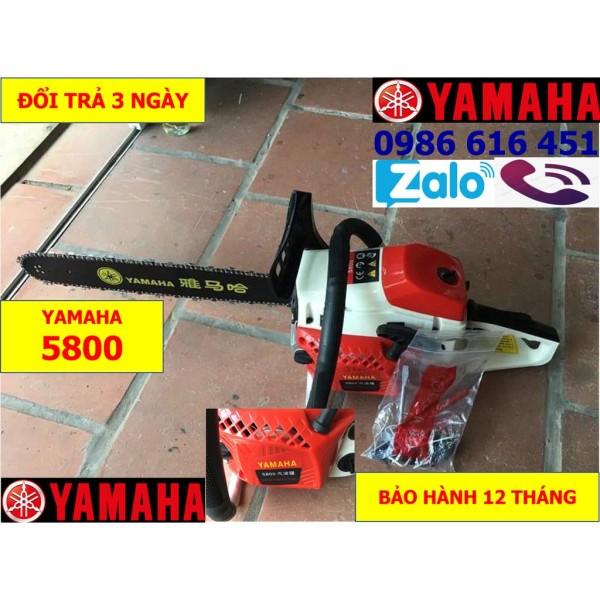 máy cưa 5800 YAMAHA chạy xăng