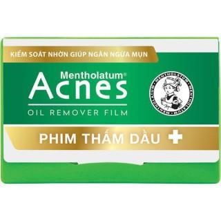 Phim thấm dầu Acnes Oil Remover Film 50 tờ thumbnail