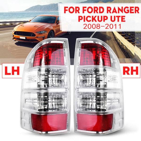 Cụm Đèn Hậu Dành Cho Ford Ranger Chuẩn Đời 2009-2011 Hàng Đẹp - Phải