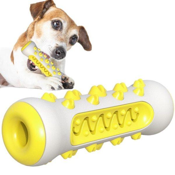 Đồ Chơi Nhai Cho Chó Cưng, MOL Bàn Chải Đánh Răng Con Chó Đồ Chơi Chew Làm Sạch Răng An Toàn Độ Đàn Hồi Mềm TPR Con Chó Con Nha Khoa Chăm Sóc Đồ Chơi Thú Cưng Siêu Cứng