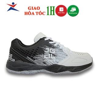 Giày tennis mẫu mới Giày JOGARBOLA dành cho nam chuyên nghiệp giày thể thao nam siêu bền màu trắng thumbnail
