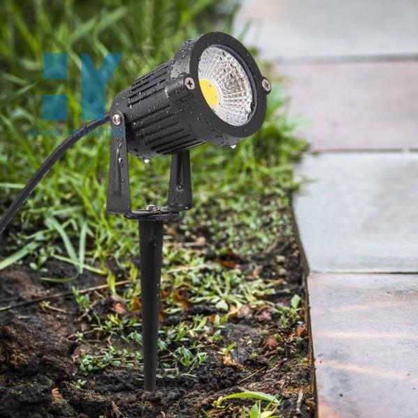 Bảng giá [HCM]Đèn led rọi cắm cỏ sân vườn đèn rọi gốc cây đèn trang trí tiểu cảnh HY2228866