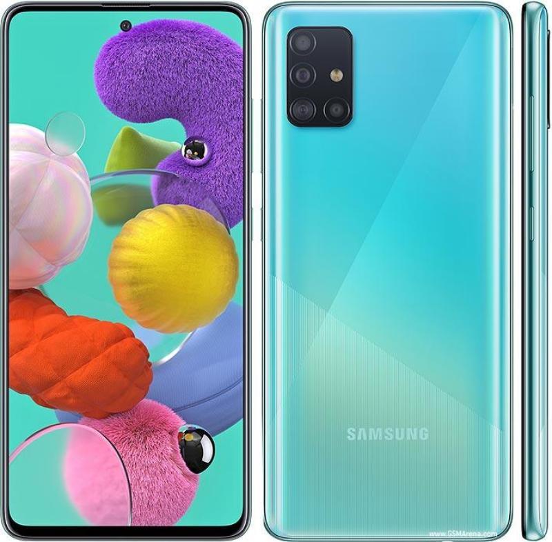 Điện Thoại Samsung Galaxy A51 ( 6GB 128GB ) - Hàng Chính Hãng