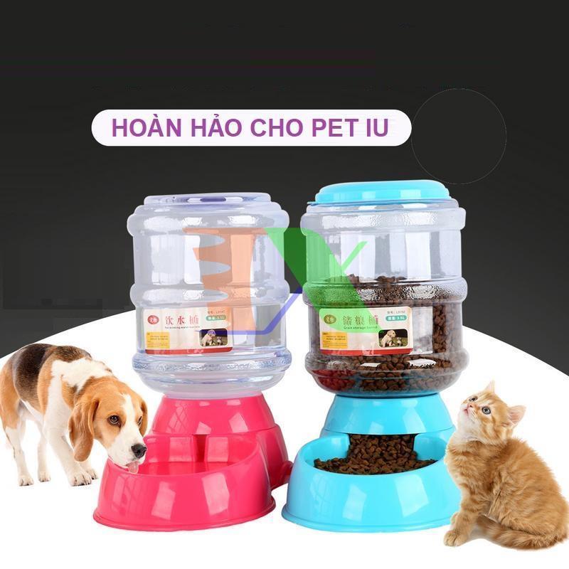 Khay ăn cho Pet Chó, mèo MFD-01, Máng ăn, bát ăn cho pet - Máy cho ăn tự động, Dụng cụ cho chó ăn tự động