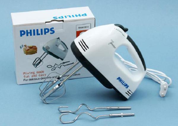 Máy đánh trứng cầm tay Philips 6610 công suất 180W